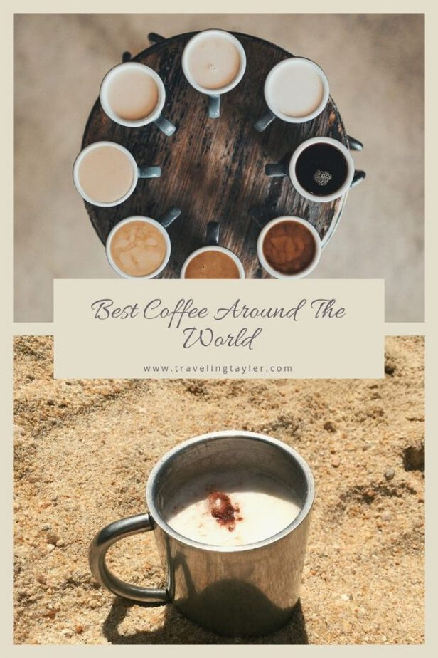 Best Coffee From Around the World