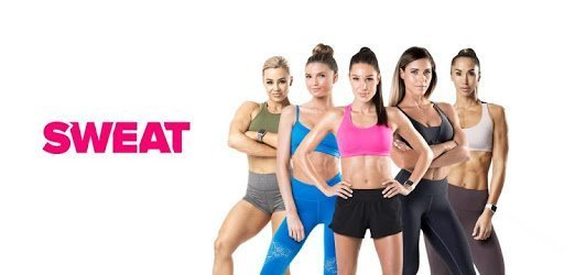 Sweat with Kayal is a great app for getting at home workouts in