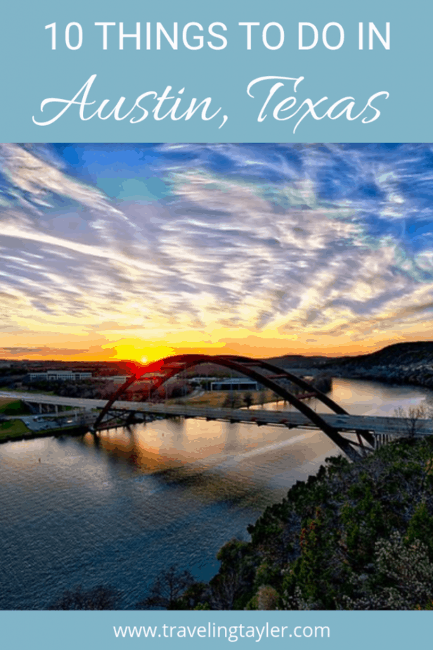 10 Things to do in Austin, Texas