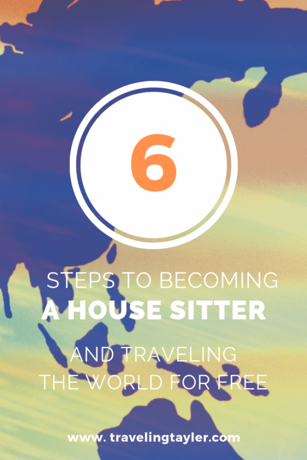 6 Steps to Becoming a House Sitter