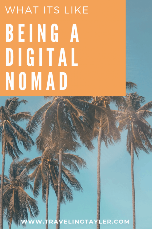 What its like being a digital nomad