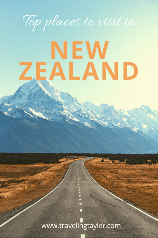 New Zealand South Island must see places