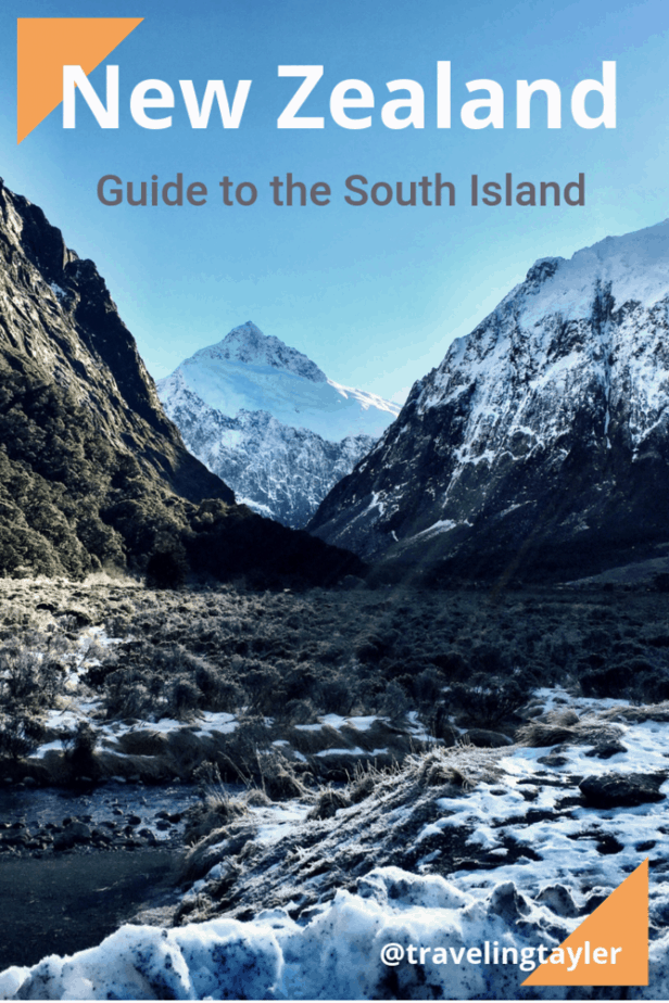 New Zealand Guide to the South Island