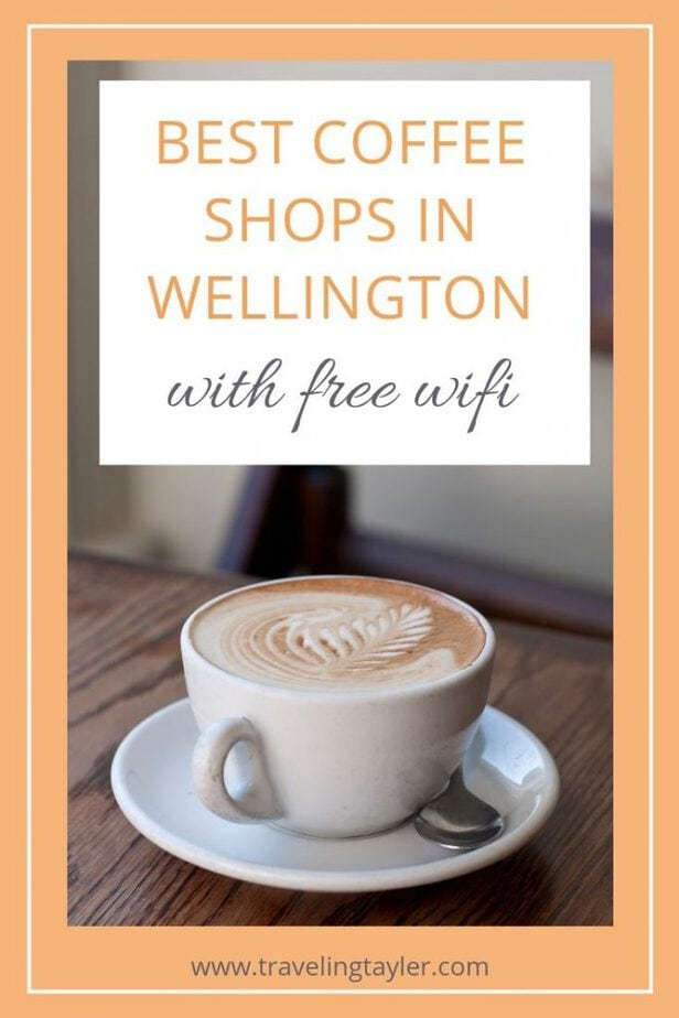 Best Coffee Shops in Wellington with free wifi