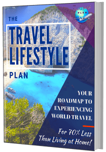 Travel Lifestyle Plan Book Cover