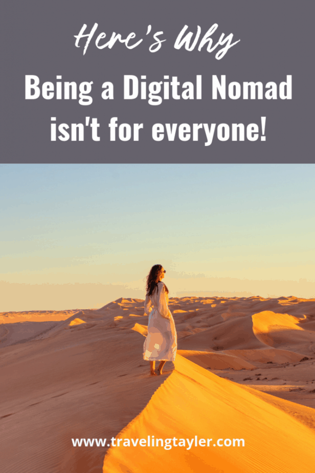 Here\'s Why Being a Digital Nomad Isn\'t for Everyone