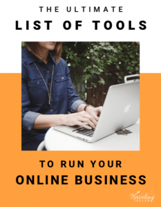 Ultimate list of Tools to Run Your Online Business