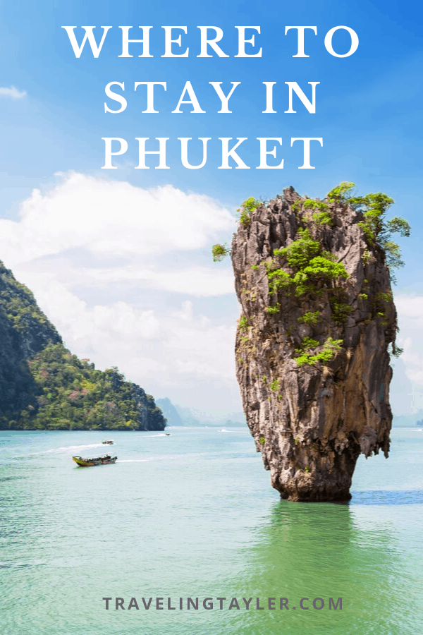 Where to Stay in Phuket