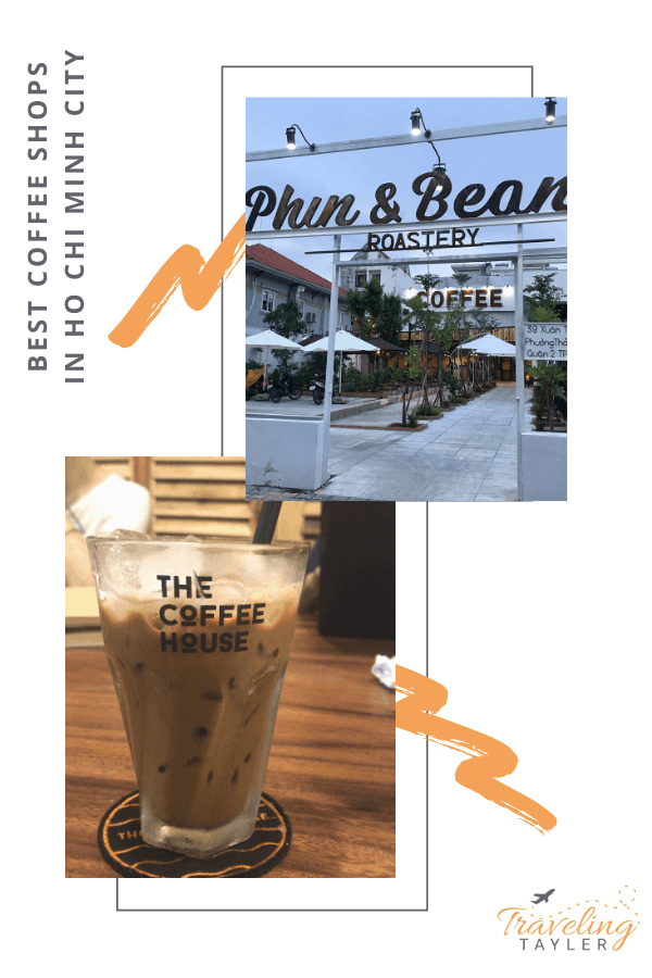 Best Coffee Shops in ho chi minh city vietnam