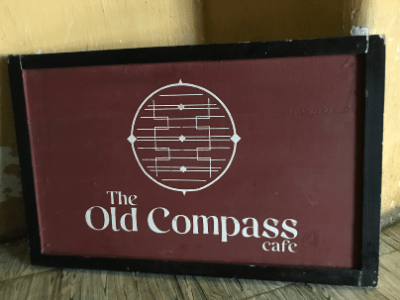 Old Compass Cafe one of the coolest cafes in ho Chi minh City