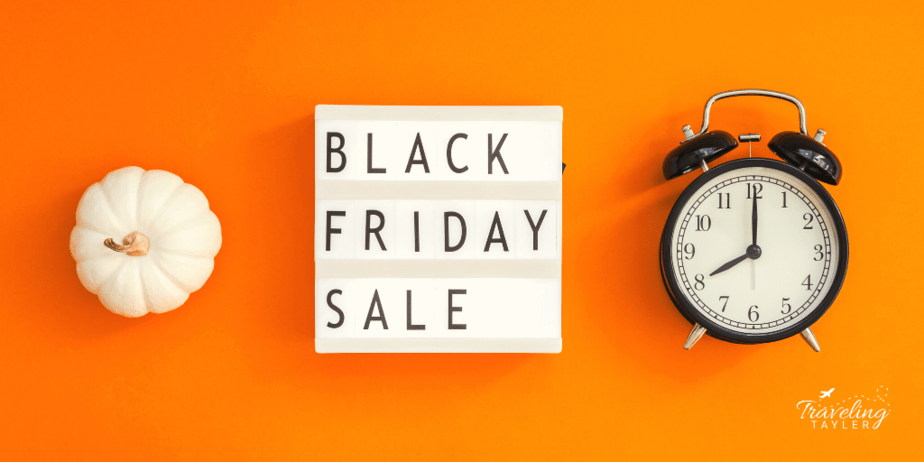 Black Friday and Cyber Monday Deals for Travelers and Online Business Owners