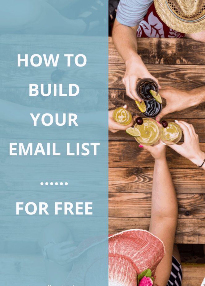 How to Build Your Email List for Free