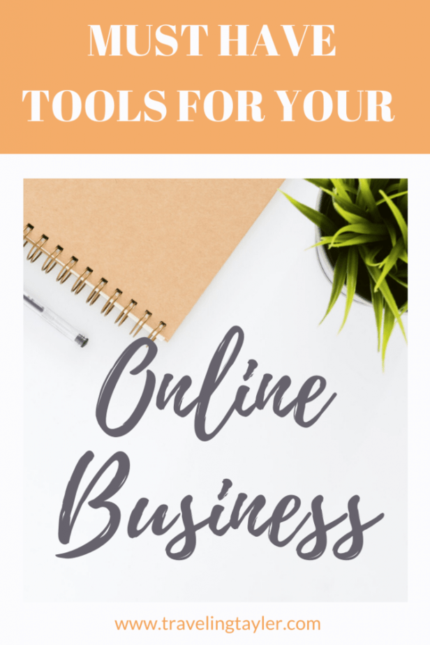 Must Have Tools for your Online Business