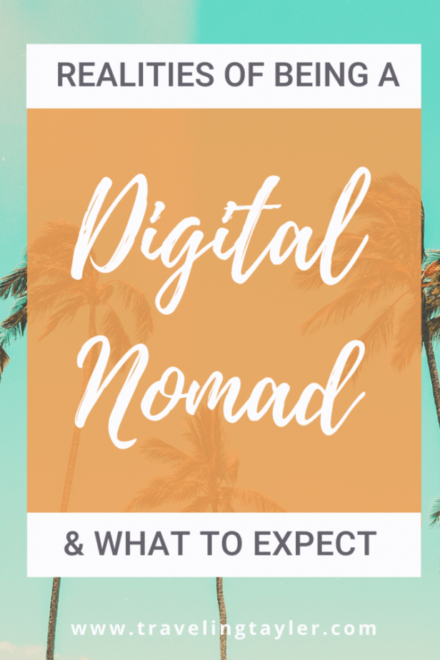 Realities of Being a Digital Nomad